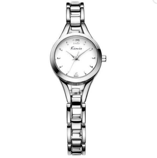 Kimio divatos trendi ezüst női óra